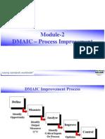 Module-2 DMAIC – Process Improvement