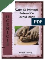 Ucenicie B2 Cum Sa Primesti Botezul Cu Duhul Sfant eBook