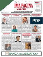 Prima Pagina Marche