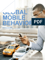 Millward Brown Global Mobile Behavior