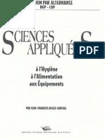 BEP CAP-sciences Appliquees