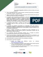 Regulamento Do Livro de Reclamações e Do Livro de Sugestões