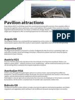 Expo Milan 2015 Pavilions