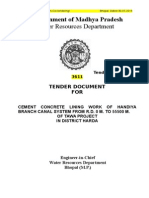 Tender Document 3611