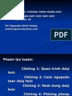 Bg Cho Lop Lldhdh