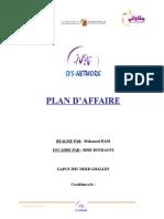 Plan d'Affaire Ham Informatique