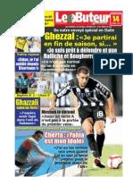 LE BUTEUR PDF du 14/03/2010