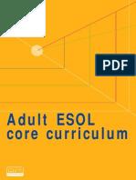 adult esol core curriculum v1