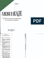 ARBITRAJE - SU EFICACIA COMO SISTEMA ALTERNATIVO DE RESOLUCION DE CONFLICTOS - ROQUE J. CAIVANO.pdf