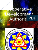 Cooperative Development Authority of the Philippines