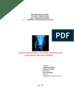 Conceptos Neurociencia -Funciones - Importancia en La Psicología -Hipotesis Cerebral