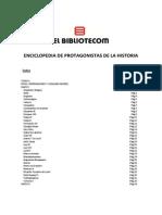 Enciclopedia Protagonistas de La Historia - Tomo II