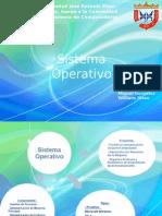 Presentación Sistema Operativo