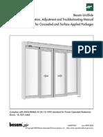 IAA007AUS Unislide Install Manual (8!3!04)