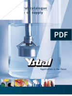 Ystral Mixing Tech. Cataloue