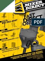 Mixer Direct Catalog