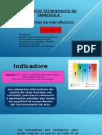 diapositivas indicadores