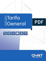 Chintelectrics Nueva Tarifa2014