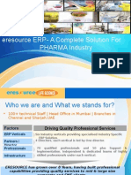 Eresource Pharma