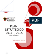 Marco_teórico Plan Estrategico 2011-2015