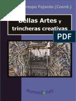 Bellas Artes y Trincheras Creativas - Jose Luis Crespo Fajardo