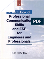 A Text Book of Professional Communication