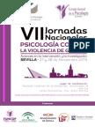 VII Jornada Violencia Genero nov 2015