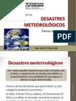 Desastres Metereologicos - V