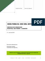 Guía Para El Uso Del BiPAP Visión