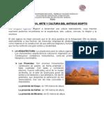 Modulo de Arte y Cultura de Egipto