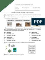 Avaliação de Ciências III Unidade.doc