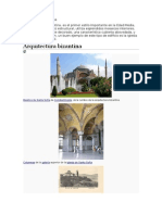 Arquitectura Bizantina