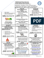parent workshop calendar2015-16