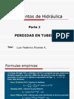 Fundamentos de Hidraulica Parte 2