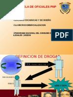 Drogas Ilegales y La Microcomercializacion