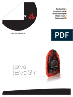 Manual ARVA EVO3+