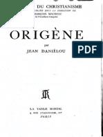 Jean Daniélou - Origène.pdf