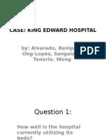 CASE Kind Edward Hospital