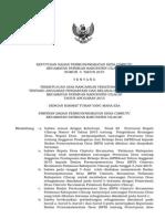 Nota Dan Sk BPD - Leter