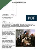 Revolução Francesa - História - InfoEscola
