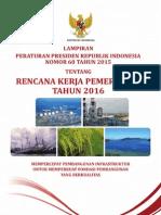 PERATURAN PRESIDEN REPUBLIK INDONESIA NOMOR 60 TAHUN 2015