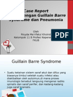 Case Report ICU