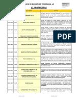 Solucións propostas para a A-8