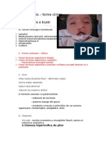 Chirurgie Pediatrica Subiecte