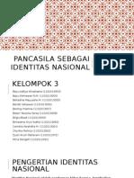Materi Pancasila Sebagai Identitas Nasional