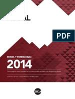 Guía Fiscal OCU 2014