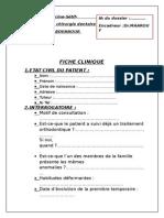 Fiche Clinique ODF - Copie