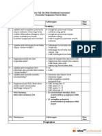 Form pengkajian Mna, Gds, Mfs, Bbs, Bi, Mmse