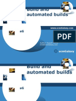 Build and Automation