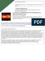 Heat Transfer Engineering Volume 29